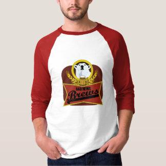 Camiseta Fermentações das más notícias