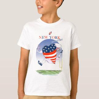 Camiseta fernandes tony altos e orgulhosos de New York,