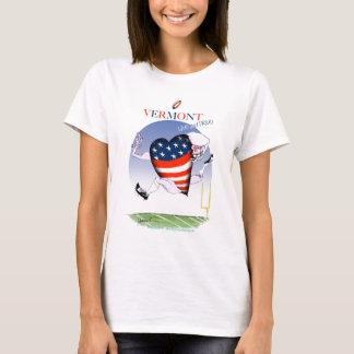 Camiseta Fernandes tony altos e orgulhosos de Vermont,