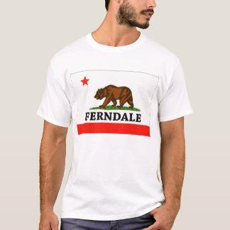 Camiseta Ferndale, Califórnia -- T-shirt