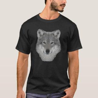 Camiseta Feroz como um lobo