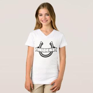 Camiseta Ferradura afortunada