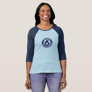 Camiseta Ferramenta 6 por muito tempo 3/4 de luva