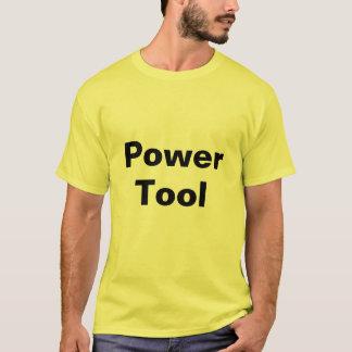 Camiseta Ferramenta eléctrica