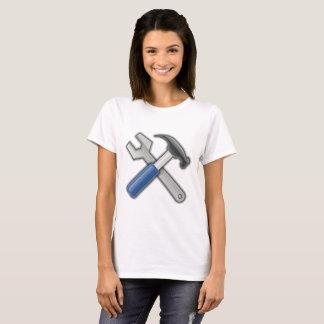 Camiseta Ferramentas