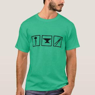 Camiseta Ferramentas do ferreiro