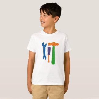 Camiseta Ferramentas do Plasticine