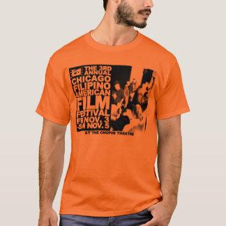 Camiseta Fest americano filipino do filme de Chicago