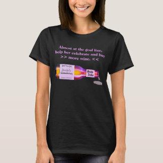 Camiseta Festa de solteira quase no meta
