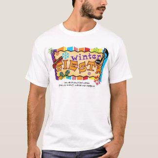 Camiseta Festa Winterfest 2011 do inverno de FVL