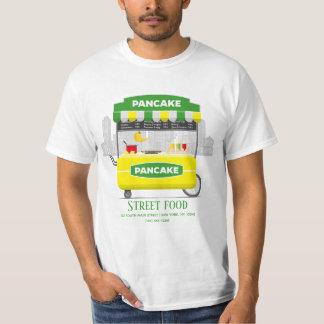 Camiseta Festival da comida da comida | da rua
