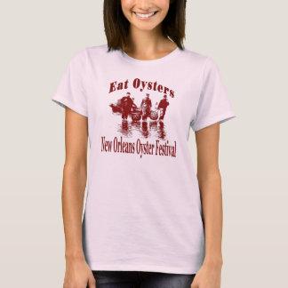 Camiseta Festival da ostra