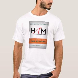 Camiseta Festival de cinema 2012 da ERVA-BENTA