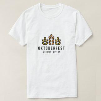 Camiseta Festival de Oktoberfest Munchen Baviera