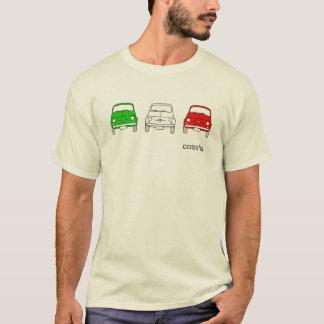 Camiseta fiat500trio