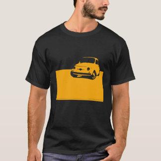 Camiseta Fiat 500, 1959 - amarele na obscuridade