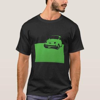 Camiseta Fiat 500, 1959 - esverdeie na obscuridade
