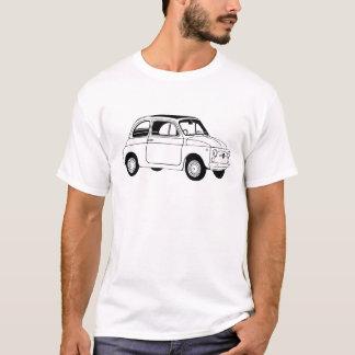 Camiseta Fiat 500 inspirou o t-shirt