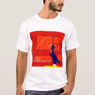 Camiseta Fibonacci design2