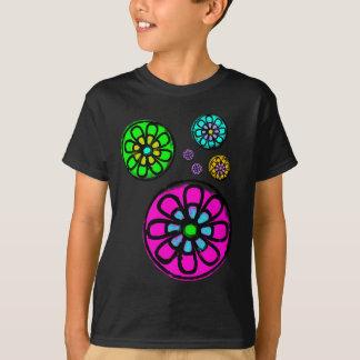 Camiseta Fibonacci flower power