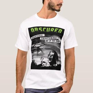 Camiseta Ficção científica do vintage