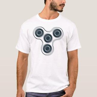 Camiseta FidgetSpinner de giro