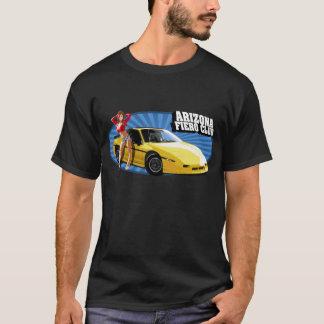 Camiseta Fiero amarelo brilhante