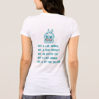 Camiseta Fight for rabbits