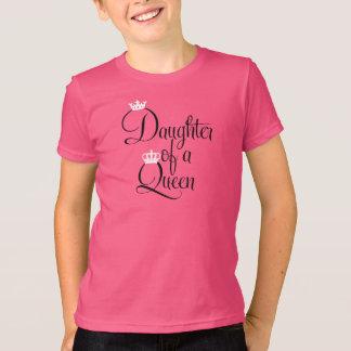 Camiseta Filha de uma rainha