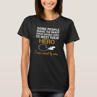 Camiseta Filha do veterano
