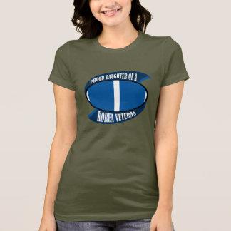 Camiseta Filha do veterinário de Coreia