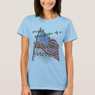 Camiseta Filha do veterinário de Vietnam
