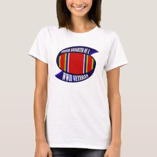 Camiseta Filha do veterinário de WWII