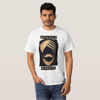 Camiseta Filho de um t-shirt de Sardar