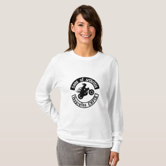 Camiseta Filhos com artrite - consciência da artrite