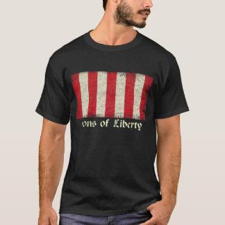 Camiseta Filhos da bandeira da liberdade