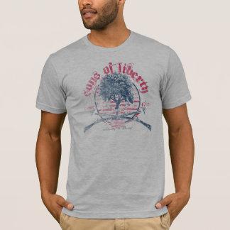 Camiseta Filhos da liberdade