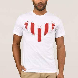 Camiseta Filhos da liberdade (listrada)