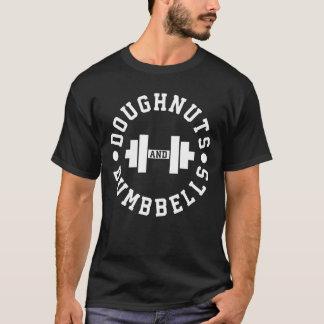 Camiseta Filhóses e Dumbbells - carburadores - exercício