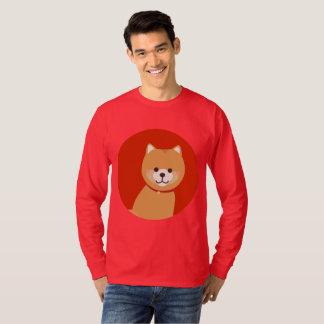 Camiseta Filhote de cachorro (ano novo chinês)