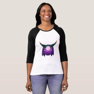 Camiseta Filhote de cachorro da lua