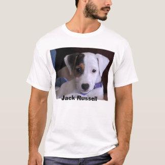 Camiseta Filhote de cachorro de Jack Russell