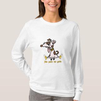 Camiseta Filhote de cachorro de Pooped
