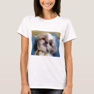Camiseta Filhote de cachorro de Shih Tzu