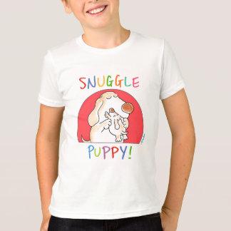 Camiseta FILHOTE DE CACHORRO DO SNUGGLE! por Sandra Boynton