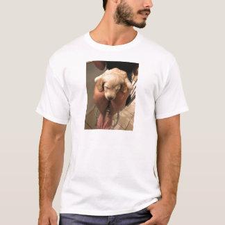 Camiseta Filhote de cachorro do sono