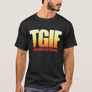 Camiseta Filipina de TGIF