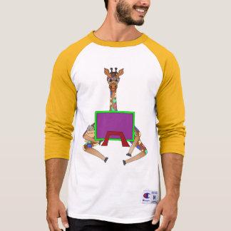 Camiseta Filme do arco-íris pelos Feliz Juul Empresa