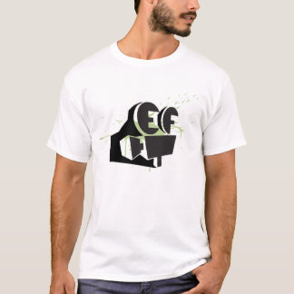 Camiseta Filme experimental T