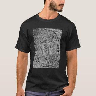 Camiseta Filosofia oculto escura S de Henrich Cornelius